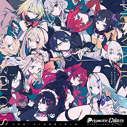 【Amazon.co.jp限定】Prismatic Colors(メガジャケ付)