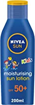 Nivea Sun Children Sun Lotion Spf 50+ Long Lasting Water Resistant Immediate