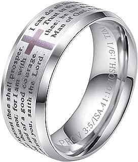 religious wedding bands