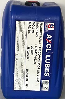 Air Compressor Oil VG68 20Ltr