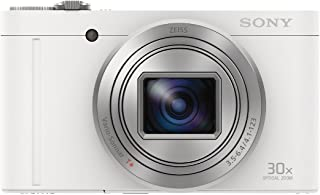 Sony digital camera Cyber-shot (Cybershot) White DSC-WX500-W [Japan Import]