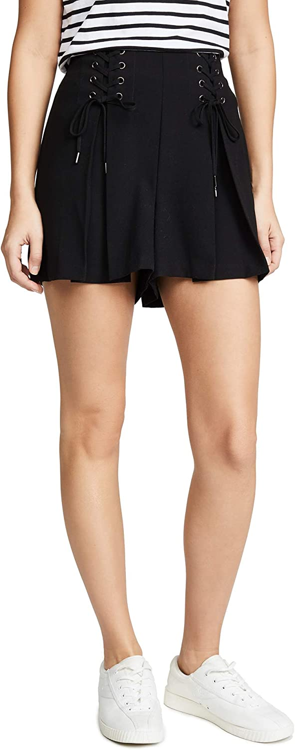 cupcakes Selling San Jose Mall and cashmere Women's Rumer with Shorts Crepe Lace Poly