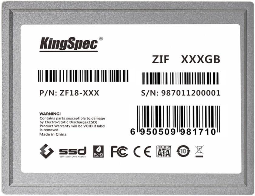 KingSpec 128GB 1.8