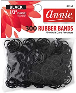 Best Annie 300 Rubber Bands Small One Size 1/2