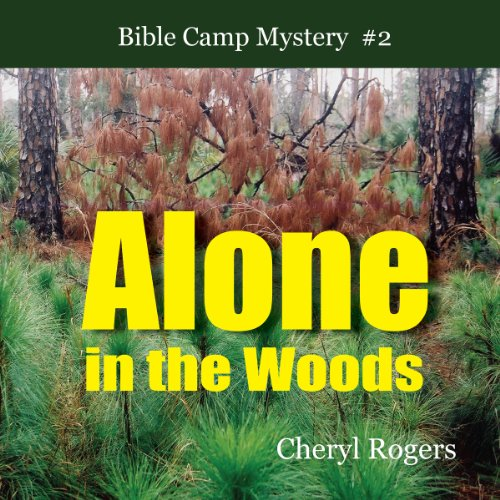 Alone in the Woods cover art