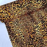 Prestige P0701 Leopard/Luchs Punkte Druck Reine Baumwolle