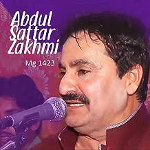 Abdul Sattar Zakhmi Mg 1423