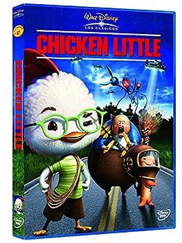 Chicken Little  Import Movie   European Format - Zone 2   2006  Zach Braff  Garry Marshall  Joan Cusack  St