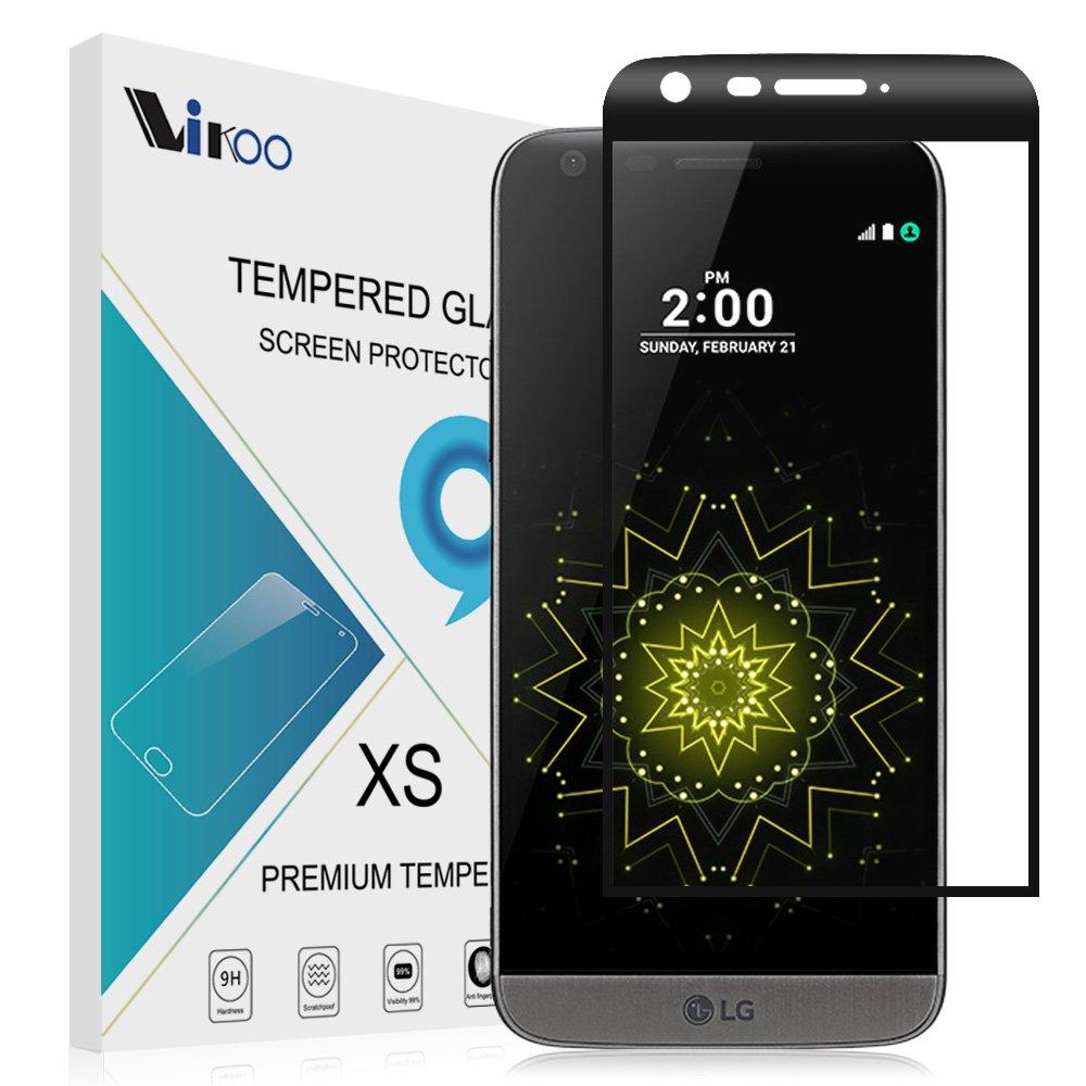 LG G5 Protector de Pantalla para LG G5 Cristal Templado, Vikoo 9H ...