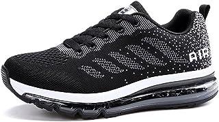Dannto Uomo Donna Air Scarpe da Ginnastica Corsa Sportive Fitness Running Sneakers Basse