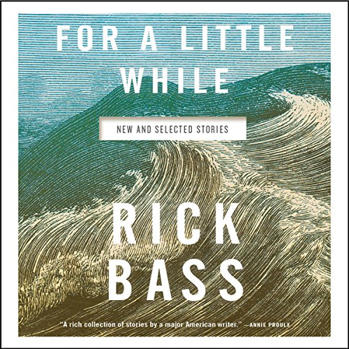 For a Little While audiobook cover art