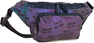 LeSportsac Women's x Baron von Fancy Flash Reflective Belt Bag