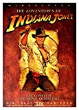 Adventures Of Indiana Jones, The - The Complete Movie DVD Collection / Raiders of the Lost Ark / Indiana Jones and the Temple of Doom / Indiana Jones and the Last Crusade (BOX) [4DVD] (IMPORT) (No hay