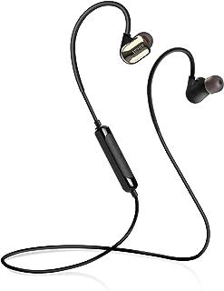Edifier W295BT Plus IPX5 Waterproof Bluetooth Earphones Volume and Playback Controls edifier-w295btplus-black