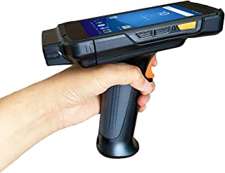 Ultra Rugged Android Handheld Touch Computers with Pistol Grip, 1D 2D QR Barcode Scanner, WiFi 802.11 a/b/g/n, 3G 4G