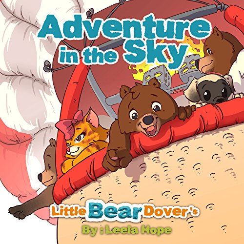 Little Bear Dover's Adventure in the Sky Titelbild