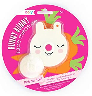 Ooly Pull My Tail Measuring Tape - Hunny Bunny