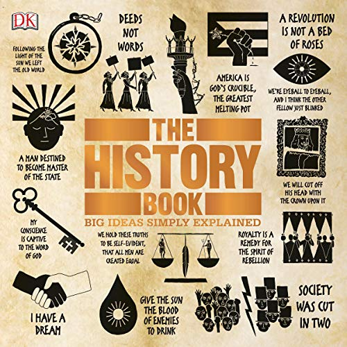 The History Book audiobook cover art