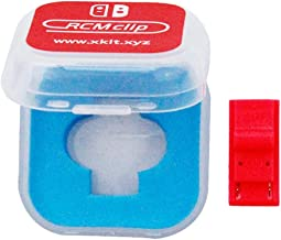Househome 2Packs DN Paper Clip RCM Clip Short Connector for Nintendo Switch RCM ashort Circuito toolsrchive Modified shorting Kits.