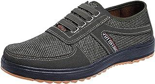 Veterschoenen voor heren, antislip, zakelijke schoenen, veterschoenen, comfort, lage schoenen, vrijetijdsschoenen, bruilof...