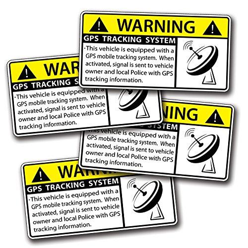 auto alarm decals - 8