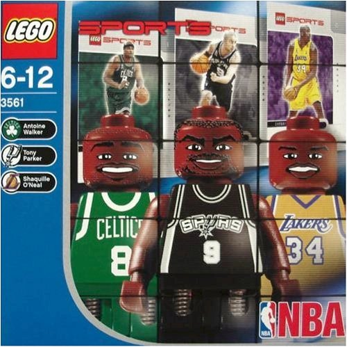 LEGO 3561 - NBA collectors
