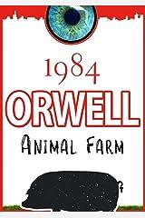 Animal Farm and 1984 (English Edition) eBook Kindle