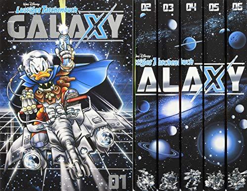 Lustiges Taschenbuch Galaxy Box: Band 01 - 06