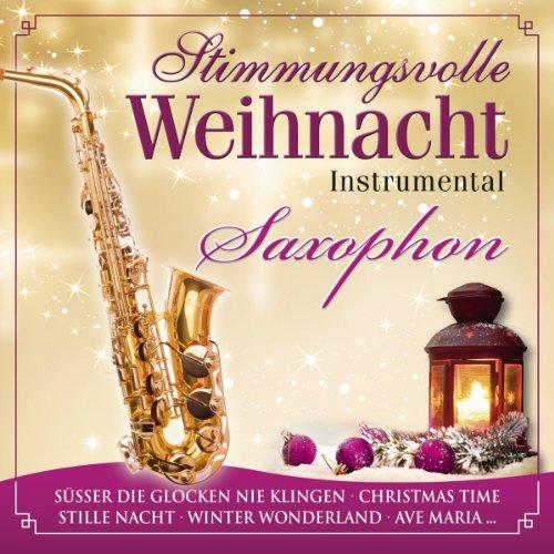 Stimmungsvolle Saxophon