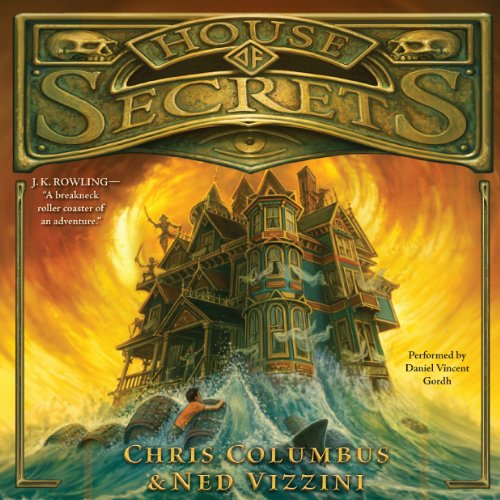 House of Secrets  audiobook cover art