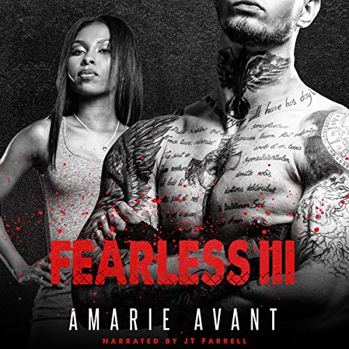 Fearless III (Finale) (MMA Sport and Russian Mafia Romance)  By  cover art