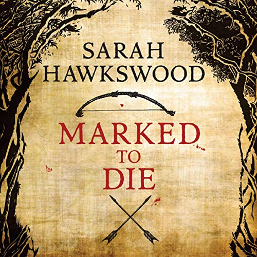 Marked to Die audiobook cover art