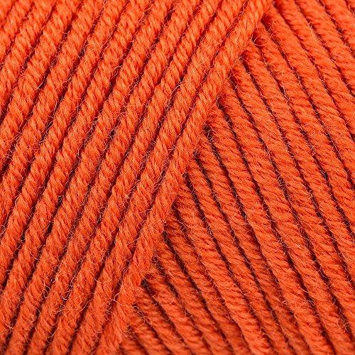 Lang Yarns Merino 120 Superwash 0159 orange