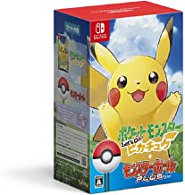 Pokémon Let's Go! Pikachu + Poké Ball Plus Set - Switch Japan Import