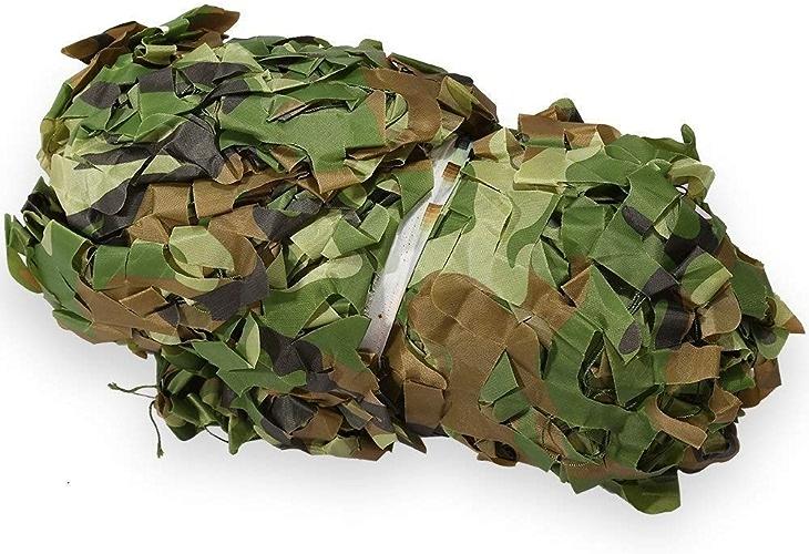 Filet de camouflage parasol multi-usage Jungle Mode Camouflage Net Camping en plein air Forêt Caché Camouflage Net Camp Refuge Multi-taille en option (Taille  3  4m) Bache AI LI WEI (Taille   4  6m)