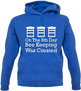 On The 8th Day Beekeeping was Created - Unisex Hoodie/Hooded Top