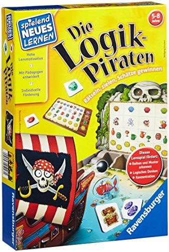 Ravensburger 25027 - Die Logik-Piraten
