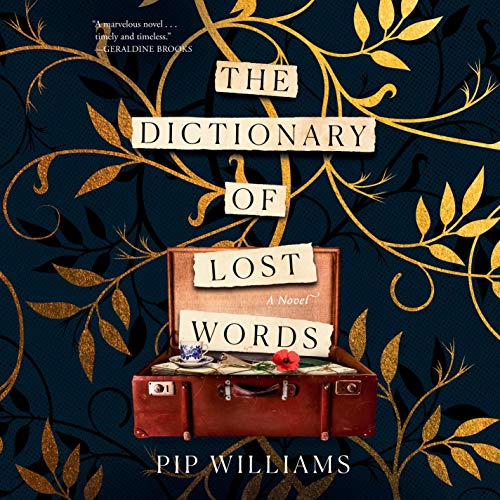 『The Dictionary of Lost Words』のカバーアート