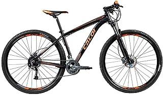 "Bicicleta Mtb Caloi Moab Aro 29 Quadro 21"" 27 Velocidades"