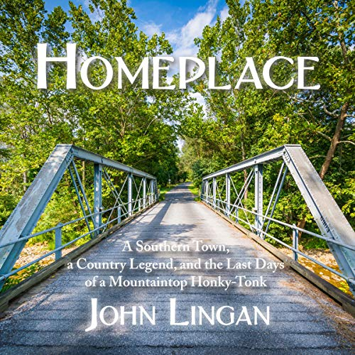 Homeplace audiobook cover art