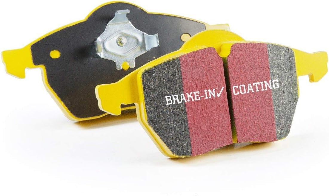 Oklahoma City Mall EBC Atlanta Mall Brakes DP41005R Yellowstuff Street Pad Track and Brake