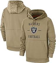 American Football Hoodies Training Jersey Long Sleeve Pullover Outdoor Jumper Loose Sweater LIEOAGB Mens Hoodie Rugby Raider
