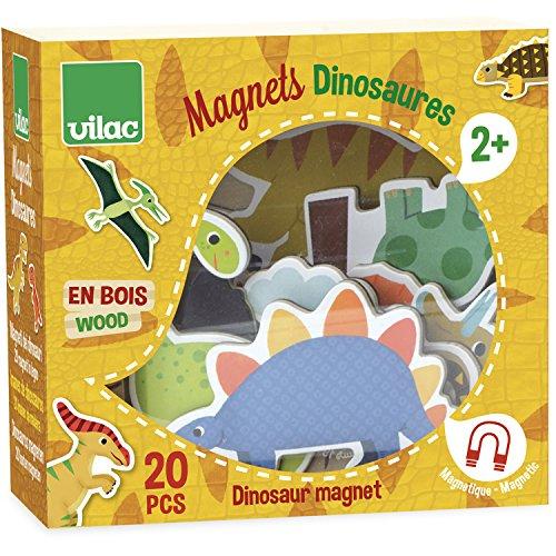 Vilac - Imanes Dinosaurios (8025) (Juguete)