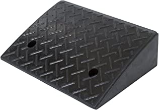 20 ton Industrial Grade Loading Dock Rubber Curb Ramp