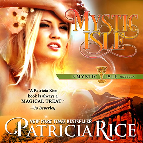 Mystic Isle audiobook cover art