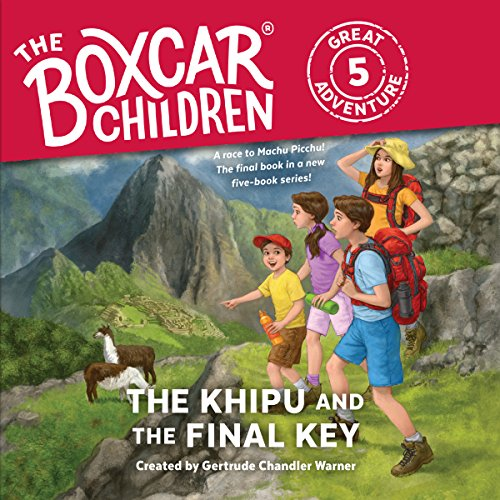 Couverture de The Khipu and the Final Key