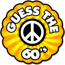 Guess The 60's!