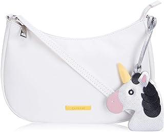 Caprese Women's Sling Bag (White)
