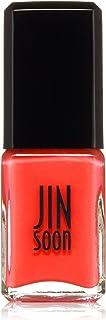 JINsoon Nail Lacquer - Pop Orange, 11 ml