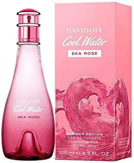 Davidoff Cool Water Sea Rose Summer Edition 2019 EDT For Women, 100 ml